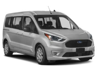 2019 Ford Transit Connect Wagon Pictures Transit Connect Wagon XLT LWB w/Rear Liftgate photos side front view