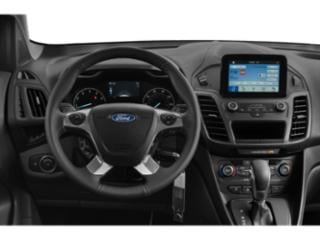 2019 Ford Transit Connect Wagon Pictures Transit Connect Wagon XLT LWB w/Rear Liftgate photos driver's dashboard