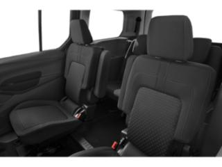 2019 Ford Transit Connect Wagon Pictures Transit Connect Wagon XLT LWB w/Rear Liftgate photos backseat interior