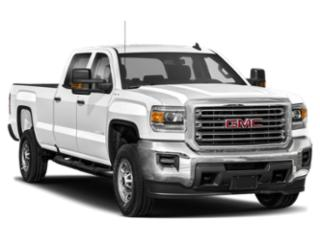 2019 GMC Sierra 2500HD Pictures Sierra 2500HD 4WD Crew Cab 167.7 SLE photos side front view