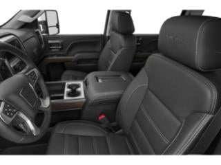 2019 GMC Sierra 3500HD Pictures Sierra 3500HD 4WD Crew Cab 167.7 photos front seat interior