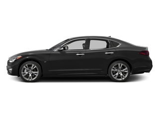 2019 INFINITI Q70 Pictures Q70 5.6 LUXE RWD photos side view