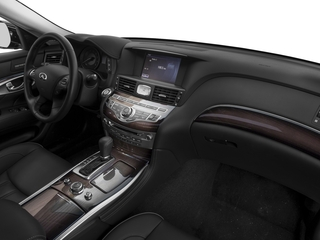 2019 INFINITI Q70 Pictures Q70 5.6 LUXE RWD photos passenger's dashboard