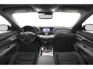 2019 INFINITI Q70 Pictures Q70 3.7 LUXE RWD photos full dashboard