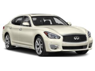 2019 INFINITI Q70L Pictures Q70L 3.7 LUXE RWD photos side front view