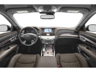 2019 INFINITI Q70L Pictures Q70L 3.7 LUXE RWD photos full dashboard