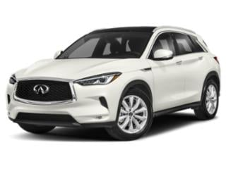 2019 INFINITI QX50 Pictures QX50 ESSENTIAL AWD photos side front view
