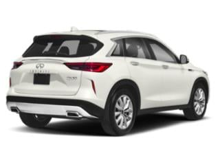 2019 INFINITI QX50 Pictures QX50 ESSENTIAL AWD photos side rear view