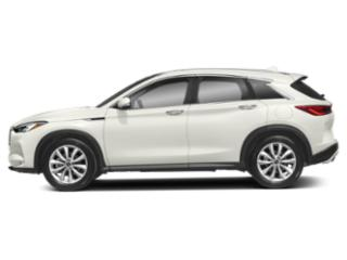 2019 INFINITI QX50 Pictures QX50 ESSENTIAL AWD photos side view