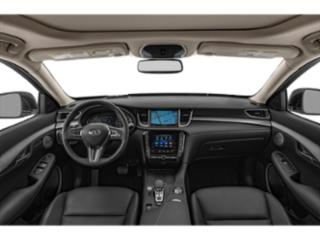 2019 INFINITI QX50 Pictures QX50 ESSENTIAL AWD photos full dashboard