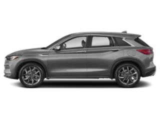 2019 INFINITI QX50 Pictures QX50 LUXE AWD photos side view
