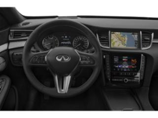 2019 INFINITI QX50 Pictures QX50 LUXE AWD photos driver's dashboard