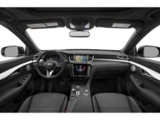 2019 INFINITI QX50 Pictures QX50 LUXE AWD photos full dashboard