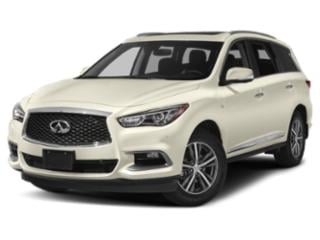 2019 INFINITI QX60 Pictures QX60 PURE FWD photos side front view