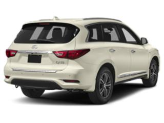 2019 INFINITI QX60 Pictures QX60 PURE FWD photos side rear view