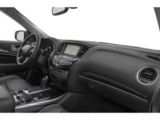 2019 INFINITI QX60 Pictures QX60 PURE FWD photos passenger's dashboard