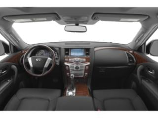 2019 INFINITI QX80 Pictures QX80 LUXE RWD photos full dashboard