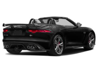 2019 Jaguar F-TYPE Pictures F-TYPE Convertible Auto R AWD photos side rear view