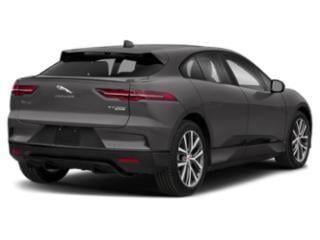 2019 Jaguar I-PACE Pictures I-PACE SE AWD photos side rear view