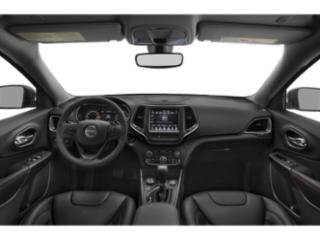 2019 Jeep Cherokee Pictures Cherokee Trailhawk Elite 4x4 photos full dashboard