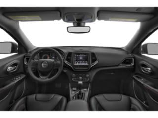 2019 Jeep Cherokee Pictures Cherokee Altitude 4x4 photos full dashboard