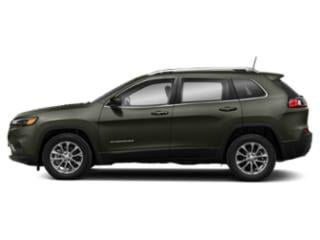 2019 Jeep Cherokee Pictures Cherokee Trailhawk Elite 4x4 photos side view