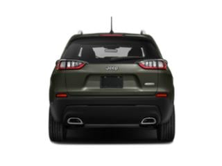 2019 Jeep Cherokee Pictures Cherokee Trailhawk Elite 4x4 photos rear view