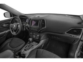 2019 Jeep Cherokee Pictures Cherokee Trailhawk Elite 4x4 photos passenger's dashboard