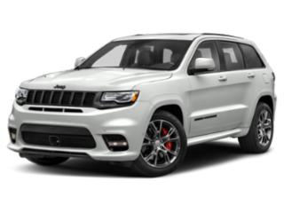 2019 Jeep Grand Cherokee Pictures Grand Cherokee SRT 4x4 photos side front view