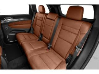 2019 Jeep Grand Cherokee Pictures Grand Cherokee Upland 4x4 photos backseat interior