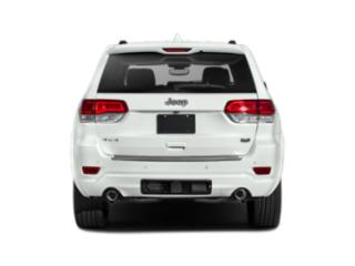 2019 Jeep Grand Cherokee Pictures Grand Cherokee SRT 4x4 photos rear view