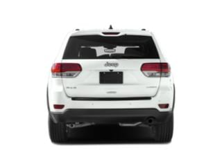 2019 Jeep Grand Cherokee Pictures Grand Cherokee Laredo E 4x4 photos rear view