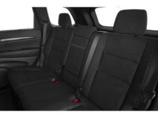 2019 Jeep Grand Cherokee Pictures Grand Cherokee SRT 4x4 photos backseat interior