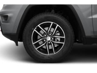 2019 Jeep Grand Cherokee Pictures Grand Cherokee SRT 4x4 photos wheel