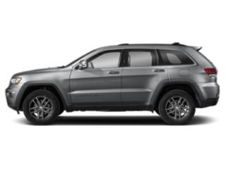 2019 Jeep Grand Cherokee Pictures Grand Cherokee Laredo E 4x4 photos side view