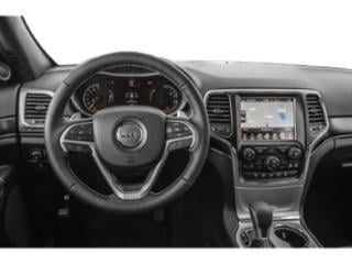2019 Jeep Grand Cherokee Pictures Grand Cherokee Upland 4x4 photos driver's dashboard