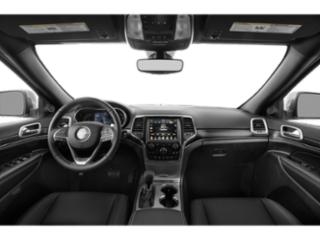 2019 Jeep Grand Cherokee Pictures Grand Cherokee Laredo E 4x4 photos full dashboard