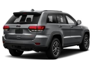 2019 Jeep Grand Cherokee Pictures Grand Cherokee Laredo E 4x4 photos side rear view