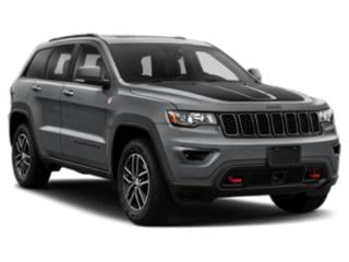 2019 Jeep Grand Cherokee Pictures Grand Cherokee Upland 4x4 photos side front view