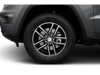 2019 Jeep Grand Cherokee Pictures Grand Cherokee Upland 4x4 photos wheel
