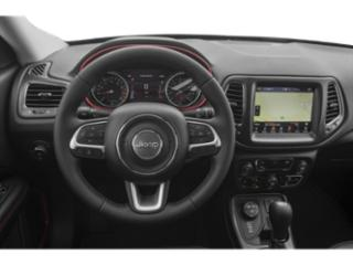 2019 Jeep Compass Pictures Compass Trailhawk 4x4 photos driver's dashboard