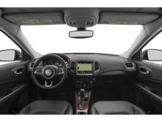 2019 Jeep Compass Pictures Compass Trailhawk 4x4 photos full dashboard