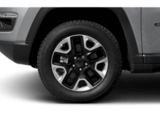 2019 Jeep Compass Pictures Compass Trailhawk 4x4 photos wheel