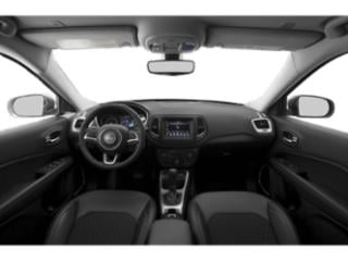 2019 Jeep Compass Pictures Compass Altitude 4x4 photos full dashboard