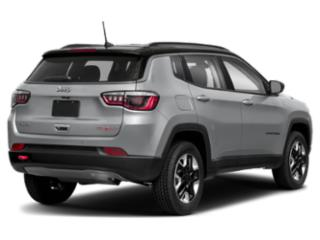 2019 Jeep Compass Pictures Compass Trailhawk 4x4 photos side rear view