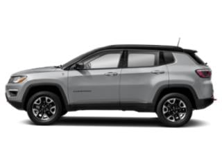 2019 Jeep Compass Pictures Compass Trailhawk 4x4 photos side view