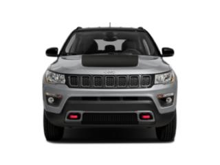 2019 Jeep Compass Pictures Compass Trailhawk 4x4 photos front view