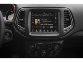 2019 Jeep Compass Pictures Compass Trailhawk 4x4 photos stereo system