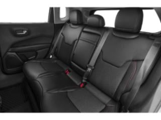 2019 Jeep Compass Pictures Compass Trailhawk 4x4 photos backseat interior