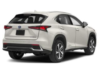 2019 Lexus NX Pictures NX NX 300h AWD photos side rear view
